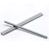 aisi steel - HOT optical axis OD mm mm for D Printer Accessory Cylinder Liner Rail Linear Shaft set
