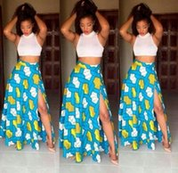 africa nation - New Fashion Hot Sale Africa Retro Nation Style Printing Skirt Sleeveless Straps Length Formal Dress