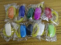 accessories dog trainer - 10pcs Fashion Dog Pet Click Clicker Training Trainer Aid Wrist Mix colors