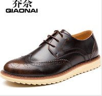 b complex - The New Mens Casual Leather Shoe Black Leather Men s Shoes Tide England Complex Gubuluoke Brand Shoes