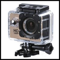 action camcoder - SJ4000 Series SJ4000 SJ4000 WIFI Action Camera Waterproof Camera P HD D Sport DV Diving Camcoder