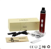 Wholesale 1PCS Titan Dry Herb kit Vaporizer E cigarette herbal VAPE pen with mAh Battery Lcd display VS snoop dogg g pro