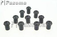 Wholesale PAZOMA Universal Black Fairing Windshield Nuts Wellnut Screw Kit Mounting Nut Wellnut For Yamaha Honda Kawasaki