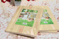 Wholesale Chopping Board Bamboo Cutting Board Kitchen Tools Antibacterial Tabla De Cortar Cocina The Price Snapped Up kg