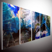 Wholesale METAL sculpture wall art handmade top seller lei metal wall art contemporary abstract painting abstract wall art metal painting wall