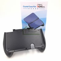 best hand grip - Plastic Hand Grip Housing Shell for Nintendo Best Cheap Crystal Case Comfortable Carrying Case for New DS XL LL