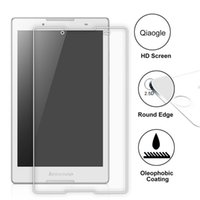Wholesale Qiaogle Anti explosion Tempered Glass Screen Protector Ultra Hard For Lenovo TAB A8 inch Premium Screen Protector