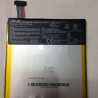 Wholesale 100 Original for ASUS C11P1304 mah Rechargeable Li polymer Battery for ASUS MEMO PAD HD ME173X K00B With tools