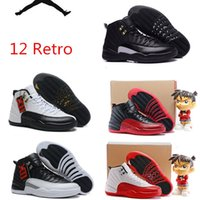 Wholesale With Box Kids cheap High Quality s Basketball Shoes The Master Gym Red Taxi Playoffs Shoes Men Air retro basketball shoes