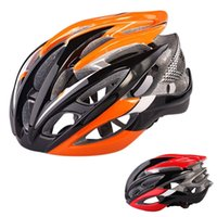 Wholesale EPS Safety Cycling Helmets Bike Bicycle Helmet Mountain Cycling Helmets Head Protect One Size YH0207 salebags