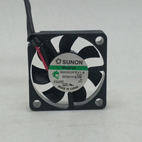bear thickness - SUNON GM0503PEV1 Slim mm thickness V W DC brushless Cooling fan