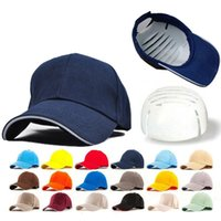 Wholesale Colorful sport safety hat Inside PC head protector New design helmet Ajustable Breathable headpiece Security cap