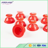 Wholesale 1PCS Silicone Massage Cupping Silicone Chinese Vacuum Massage Cupping S SIZE