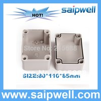 ag case - HOT SALE battery case electric conjunction waterproof enclosure ip66 MM DS AG