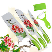 Wholesale high quality kitchen knife Cleaver Multi functional paring knife Peeler fruit knife Five piece kit household