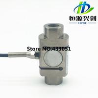 Wholesale 1PCSX strain gauge pressure sensor load cell electronic scale sensor Weighing Sensor kg kg kg kg kg kg
