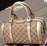 Wholesale Hot Fashion Canvas Classic Women s Bag Canvas Messenger Bag Women Designer Bag personality Handbags Famous Brands Handbag Free shippin