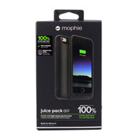 smart ring abs charger - Backup Case For iPhone6 s Mophi mAh High Quality External Charger Case with Retail Package