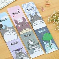 Wholesale pack New Japan Cartoon My Neighbor Totoro series paper Envelope office school supplies HY Global