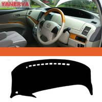 Wholesale Interior Dashboard Cover Light Avoid Pad Photophobism Mat Sticker For Fit For Toyota previa