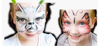 Wholesale Face painted pen Halloween makeup pen Convenient fashion Non toxic face painting body painting color body painting body art A2003005