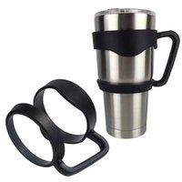 Wholesale yeti Cups Handle for Oz YETI Rambler Tumbler Handle Fit For ounce Yeti cup Mugs Portable Hand Holder