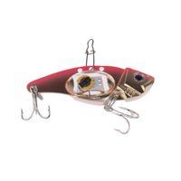 LED Рыбалка вспышки Night Light Розовый Синий для проходки приманки Приманка Deepwater Crank Bass Пайк Кастинг С Батарея включает