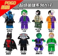 beast wars toys - PG8018 building Blocks toys Villains Black Manta Beast Boy Minifigures Super Heroes the Avengers Star wars Education Learning kids toys