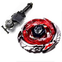 beyblade string launcher - 4D Beyblade string launcher Wing Pegasis Pegasus BB121A of Ultimate DX Set L R Starter Launcher Hand Grip Light Launcher