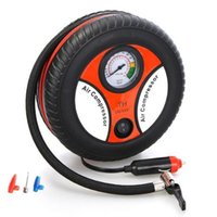 Wholesale Good price Portable Mini Car Mini Portable Car Air Compressor v PSI Auto Inflatable Pumps Electric Tire Inflaters