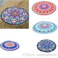 Wholesale pieces Indian Mandala Tapestry Summer Beach Towel Hippie Picnic Blanket Yoga Throw Mat
