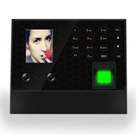 Wholesale Factory directly sale Face Fingerprint RFID Recognition Time Attendance and Access Controller