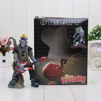 band meteor - 6 cm British psychobilly punk rock band The meteors OTMAPP zombie figures vinyl doll great for collection