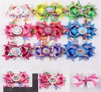 baby girl shops - Shop Family Baby Kids Grosgrain Ribbon Bows Hairclips Shop Fruits Family Kids Girls Bowknots Barretes Kids Cartoon Hairpins Hair Accessories