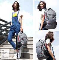 Wholesale Men s backpack backpack male college students bag male high school students leisure business computer bag female travel bag