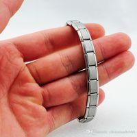 Wholesale RETGR For Women Gift Anti Fatigue Germanium Titanium Energy Bracelet Power Bangle Best gift Reduce muscle tension