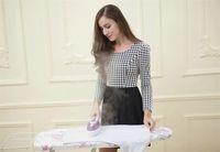 Wholesale SJ steam brush handheld ironing machine portable dry cleaning brush household electric iron mini garment steamer