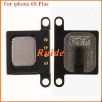 bar receiver - Original Earpiece Call Speaker Receiver For Iphone S S Plus Ear Piece Speaker Inner Earpiece Flex Cable Replacement Part