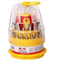 Wholesale 31PC Screwdriver Pagoda Universal Screwdrivers in one Combination Screwdrivers Manual Driver Tool Set Powerful Turn Screw