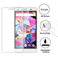 archos inches - Qiaogle Anti explosion Tempered Glass Protection Film for Archos Diamond Plus inch Tempered Glass Screen Protector H D