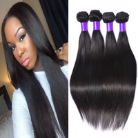 Wholesale 8A Mink Brazilian Virgin Hair Straight Human Hair Bundle Deals Dhgate Factory Brazilian Hair Straight Bundles Brazilian Straight Hair