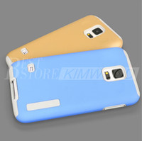 best pc design - New Design PC TPU in Case For Samsung S5 A5 A7 Best Quality Case Cover For Mobile Phone With Holder