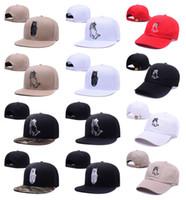 arrival hand hat - 2016 New Arrival Hot Selling Ripndip peaked Cap Snapbacks Fashion HIP HOP Hats Men WomanPray Hand Merch cat baseball hats Cheap