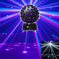 auto fx - American DJ Starburst LED Sphere Multi Color Shooting Beam DJ Lighting Effect FX