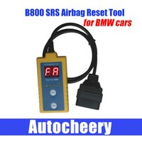 Wholesale B800 SRS Reset Scanner OBD Car Diagnostic Tool Reset Tool for BMW Fit E36 E46 E34 E38 E39 Z3 Z4 X5