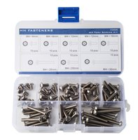 Wholesale M4 Pin In Torx Security Screws Assortment Kit Stainless Steel Thread Dia mm
