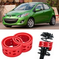 Wholesale 2pcs Super Power Rear Auto Shock Absorber Spring Bumper Power Cushion Buffer Special For Mazda