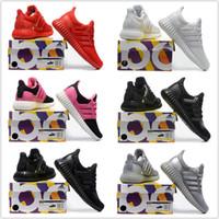 Cheap Cheap Adidas Originals Yeezy Ultra Boost 2016 Running Shoes Men Women 2016 New Original High Quality Sports Shoes Free Shipping Size 5-11