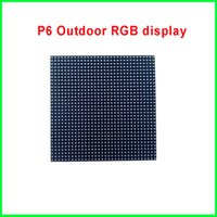 Wholesale Outdoor P6 SMD5020 Full Color LED Display Module MM High Quality P6 Outdoor SMD IN RGB LED Module