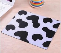 Wholesale New Creative cute cartoon thick cloth mouse pad laptop gaming Mouse Pads to increase environmentalmouse